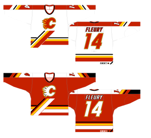 22363c547 Worst to First Jerseys  The Calgary Flames – Flamesnation