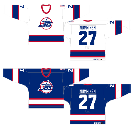 dc1461e2693 If anyone with no previous hockey knowledge were to ask me what a typically  standard hockey jersey looks like, I would probably pull up this jersey.