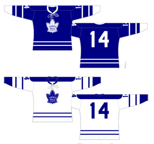 5ea3c67089b When the Leafs do a jersey redesign, it seems they generally just go back  in time and re-use old jerseys. It's a good thing for them that pretty much  all of ...