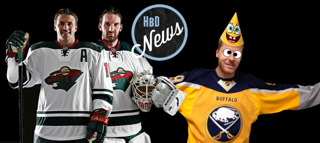 HbD News  New Minnesota Wild and Buffalo Sabres Jerseys  e1456c0d4