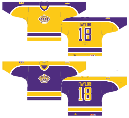 2a651ff58 Worst to First Jerseys  The Los Angeles Kings