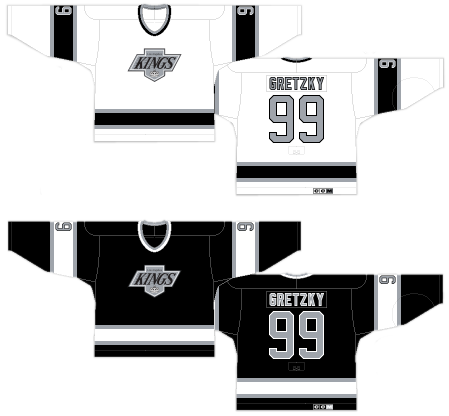 separation shoes 1c91e fbb29 WORST TO FIRST JERSEYS: LA KINGS | The Royal Half