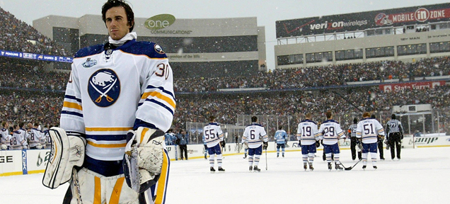 NHL Winter Classic: Pittsburgh Penguins v Buffalo Sabres
