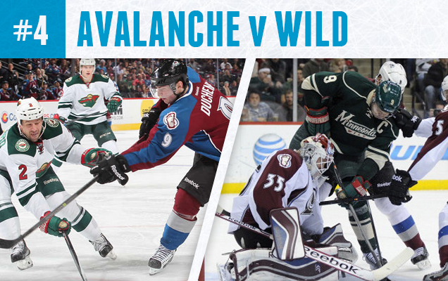 Playoffs-AvsWild