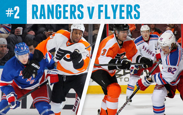 Playoffs-RangersFlyers