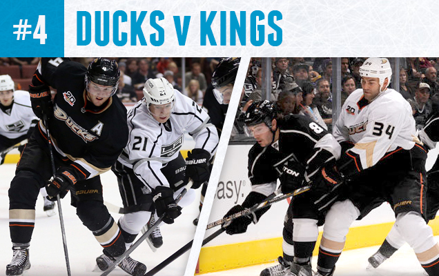 Playoffs-DucksKings