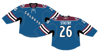 online store 8137b f71cb Worst to First Jerseys: Colorado Avalanche | Hockey By Design