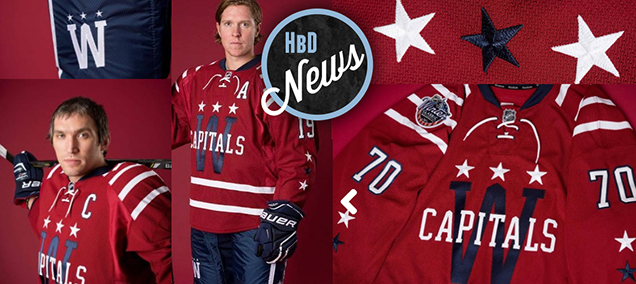 32d8cb23e The jerseys that the Washington Capitals are wearing for their upcoming  turn at hosting the Winter Classic have been announced. And they are  awesome.