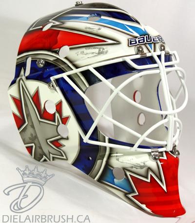 Goalie Mask Designs Ideas