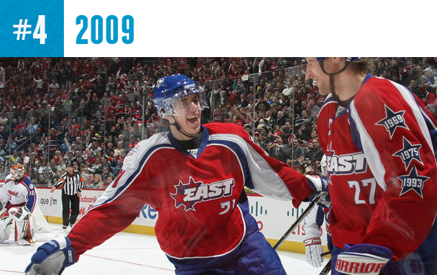 5481eb05 Top 5: Worst NHL All-Star Jerseys | Hockey By Design