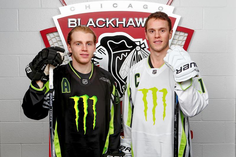 29fa581b0 HbD News  NHL Announces All-Star Jerseys