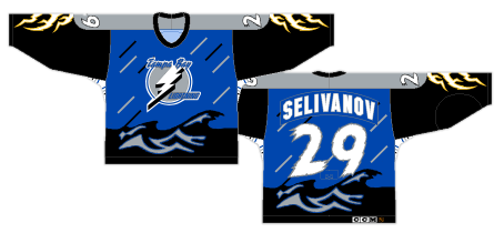 1996u201399 Third Jerseys Lightning05