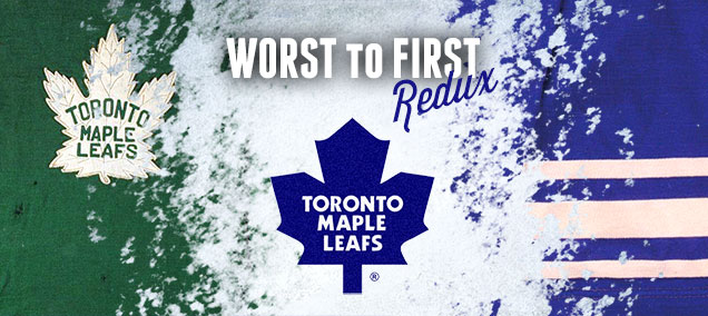 e76d51efa85 Worst to First Jerseys: Toronto Maple Leafs (Redux) | Hockey By Design