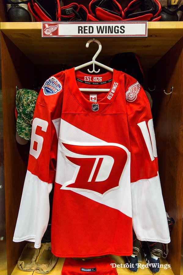 HbD Breakdown  Red Wings  Stadium Series Jerseys  f9f6a107f