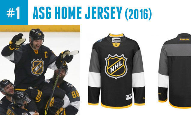 Top 5  John Scott Jerseys  d9cb247ff5d