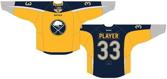 414d7d6308c Worst to First Jerseys  Buffalo Sabres