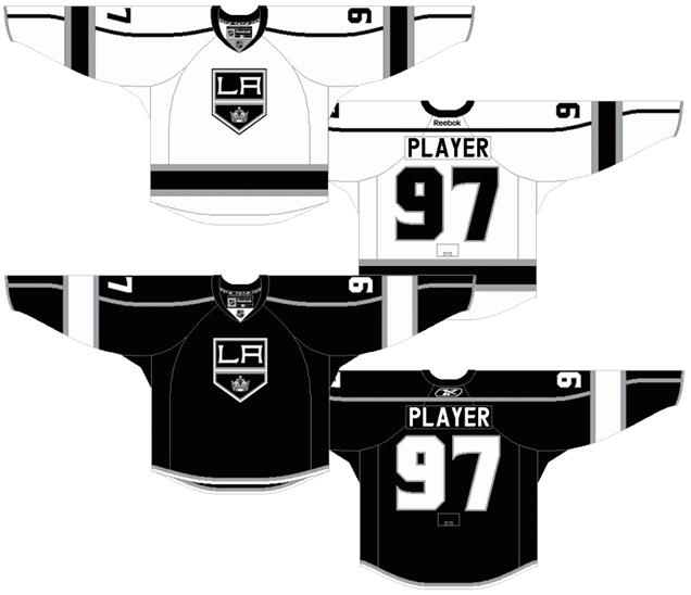 new concept c3f3e 56546 Worst to First Jerseys: The Los Angeles Kings (Redux ...