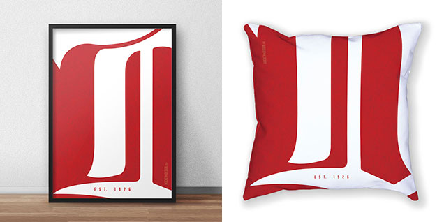 redcougars-pillowposter