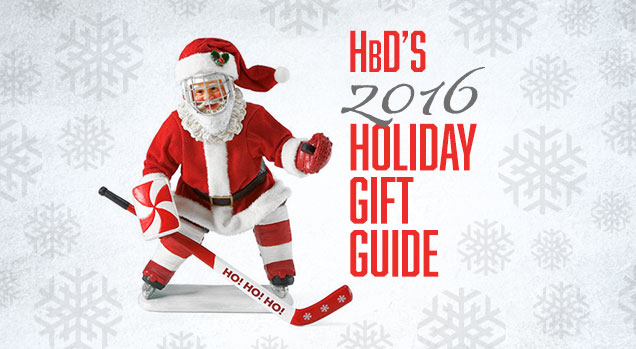 top 10 christmas gifts for hockey fans 2016