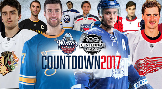 c40983d88 The 2017 Winter Classic Jersey Countdown