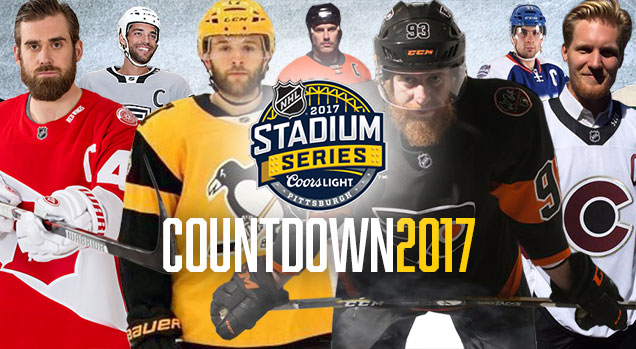 It s that time of the year again…the annual Stadium Series featuring 4 games  2 games 1 game this Saturday (February 25) with the Battle of PA between  the ... bd3964c9b