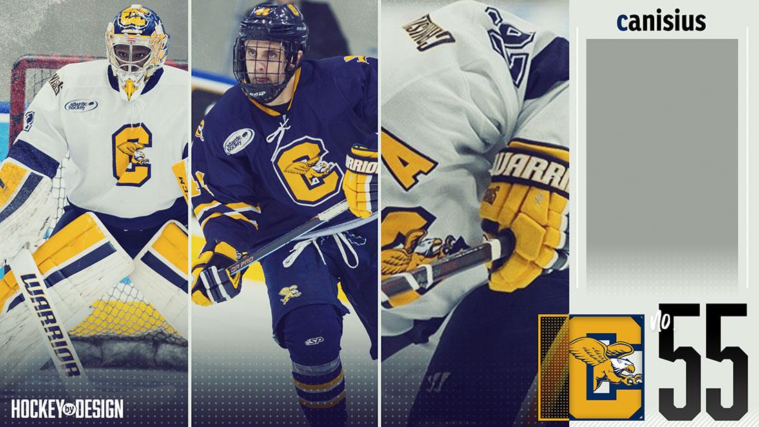 0870739a1 College Hockey Uniform Rankings: #60–#51   Hockey By Design