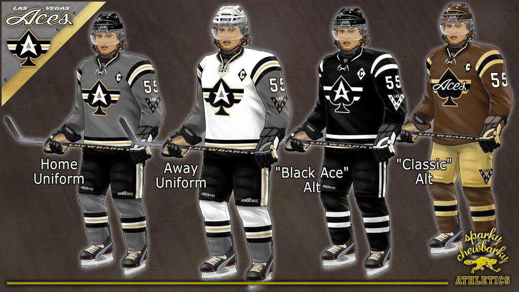 huge discount 87891 5c965 Top 5: Las Vegas Concepts (Part 2) | Hockey By Design