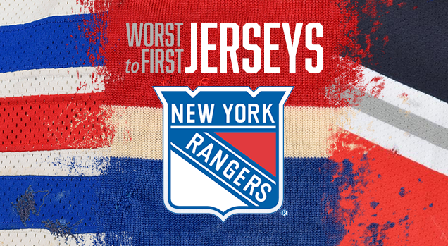 This installment of the Worst to First Jerseys features the New York Rangers.  Worst to First Jerseys is an on-going series 1c8dd80b0