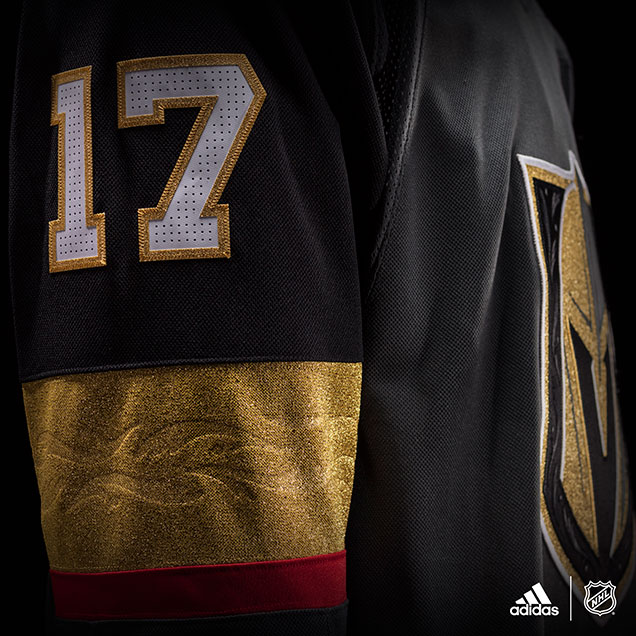 huge selection of 14df4 b9885 HbD Breakdown: Vegas Golden Knights Jerseys | Hockey By Design
