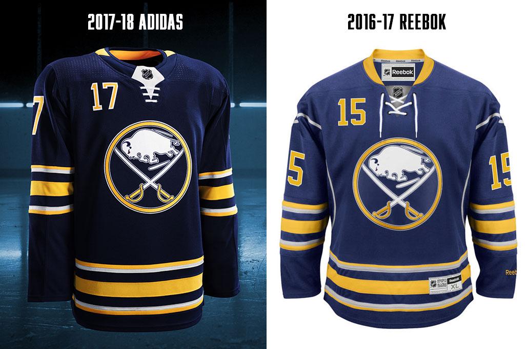 best service aa23a 7c9b6 HbD Breakdown: Adidas Adizero Jerseys | Hockey By Design