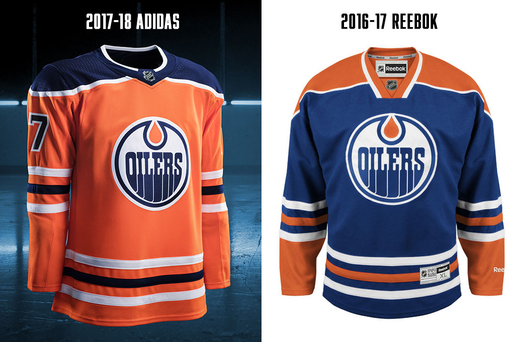 best service e2ca8 c8d00 HbD Breakdown: Adidas Adizero Jerseys | Hockey By Design