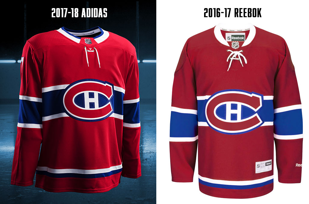 best service 04b1f 35fcd HbD Breakdown: Adidas Adizero Jerseys   Hockey By Design