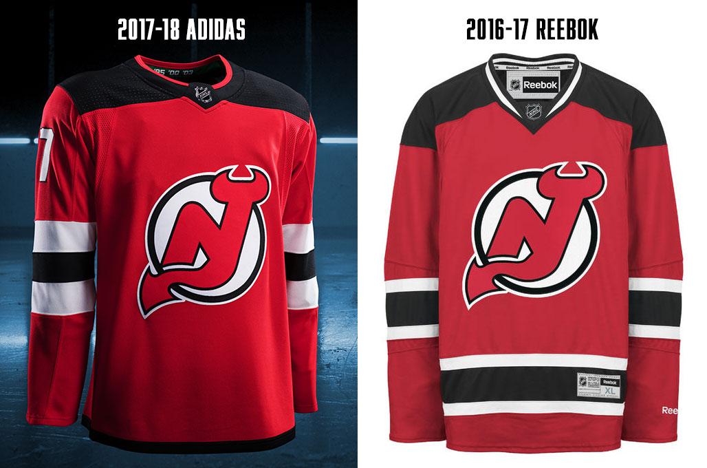 best service d067b e7f78 HbD Breakdown: Adidas Adizero Jerseys | Hockey By Design