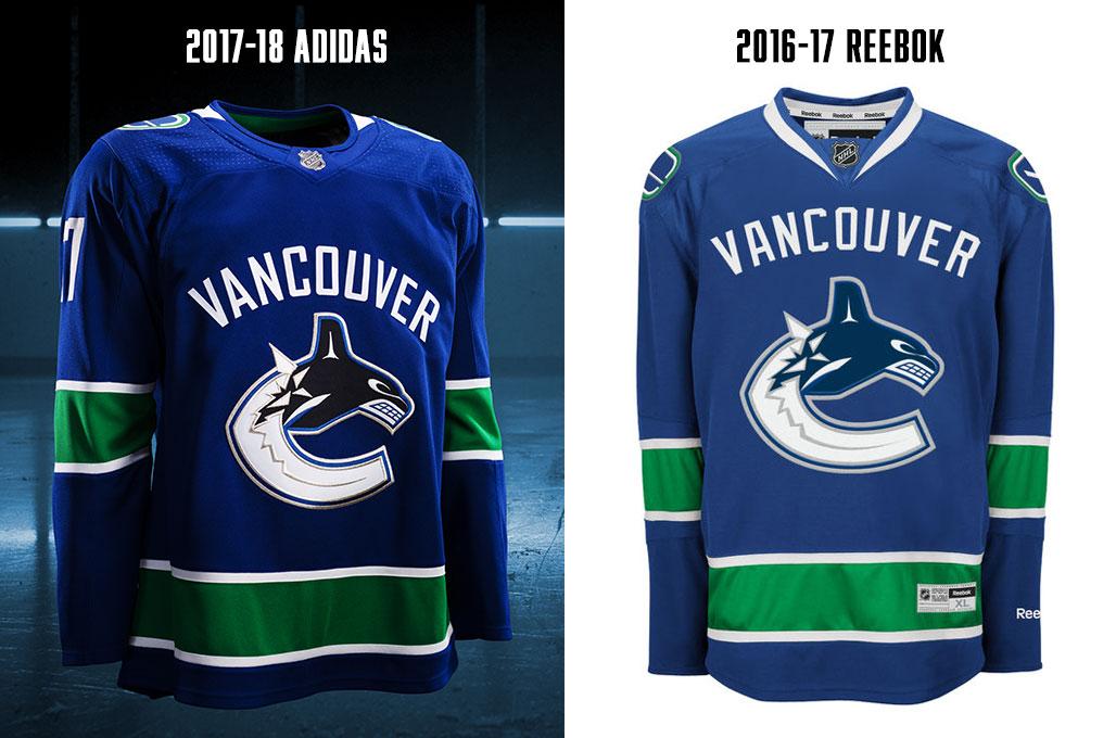 best service 4dc7f 2b75f HbD Breakdown: Adidas Adizero Jerseys | Hockey By Design