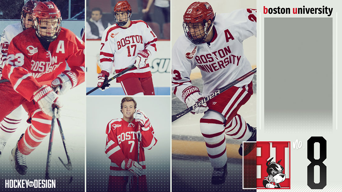 sneakers for cheap 0a20f 44cb0 College Hockey Uniform Rankings: #10–#6 | Hockey By Design