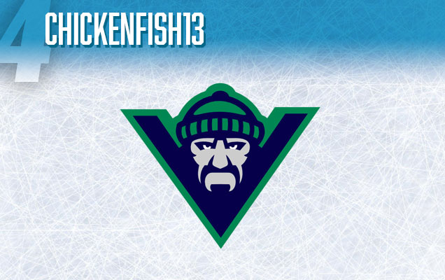 f5876a14ff7 Top 5: Vancouver Canucks Logo Concepts | Hockey By Design