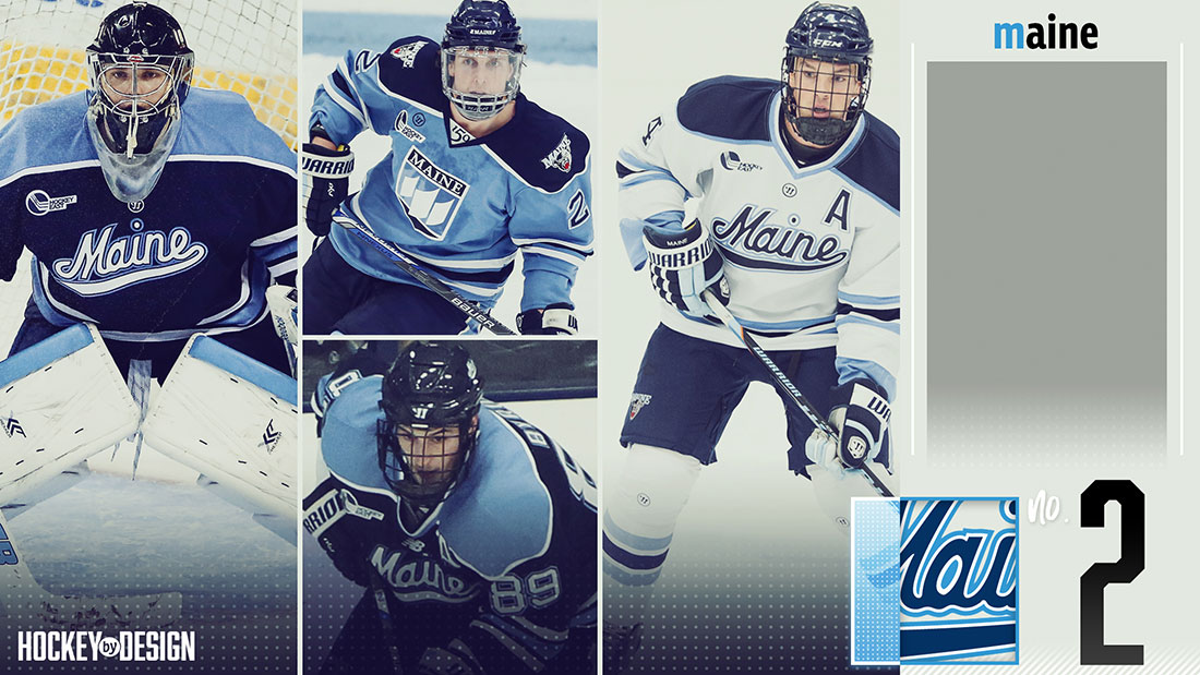 c1119ebb5 College Hockey Uniform Rankings: #5–#1 | Hockey By Design