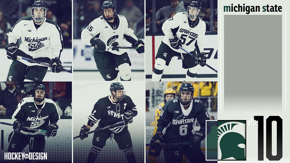 c1e24b478aa College Hockey Uniform Rankings: #10–#6 | Hockey By Design