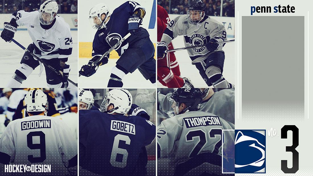 27de8b7e College Hockey Uniform Rankings: #5–#1 | Hockey By Design
