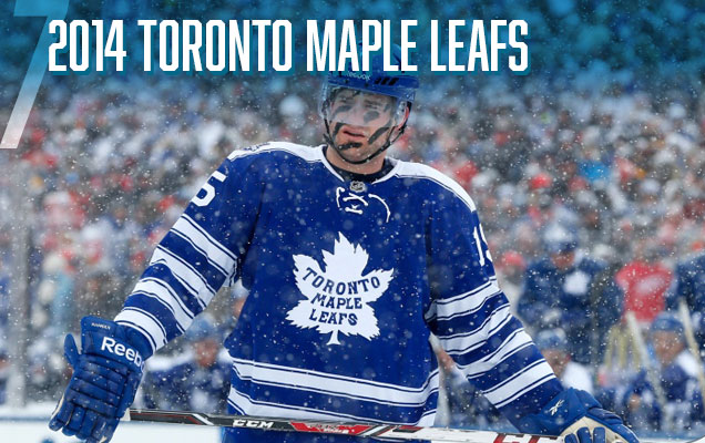 b79f6d5a8 If there's one team that's had an incredibly consistent jersey design, it's  the Leafs, which is remarkable since the franchise been in existence for  almost ...
