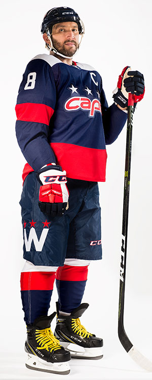 best service 0a9a6 af986 Worst to First Jerseys: Washington Capitals | Hockey By Design