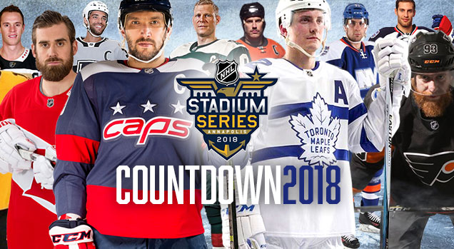 fbda30850 It s that time of the year again…the annual Stadium Series featuring 4 games  2 games 1 game this Saturday (March 3