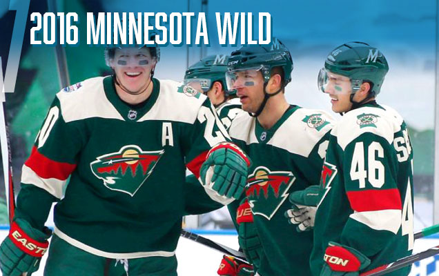 4d9985c58 Minnesota is quietly developing one of the best modern sets of jerseys in  the entire league and this latest addition – combining the simple and  minimalist ...