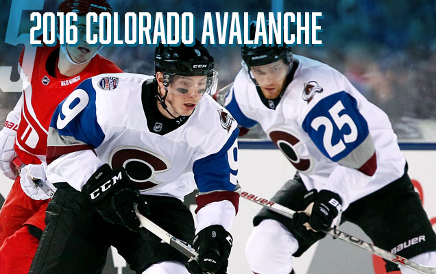The first Colorado Avalanche outdoor jersey definitely hits some good  marks. Overall 95711871a