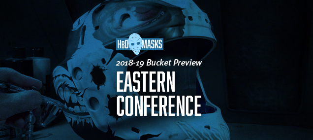 fe81403038b HbD Masks  2018-19 Eastern Conference Preview