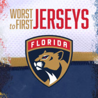 9ddbb7f34c6 Worst to First Jerseys: Florida Panthers