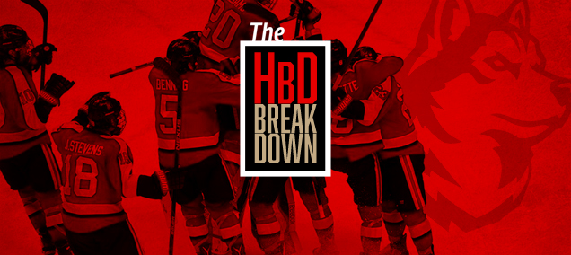 huge selection of 53c61 cbda9 HbD Breakdown: Northeastern Huskies Rebrand | Hockey By Design