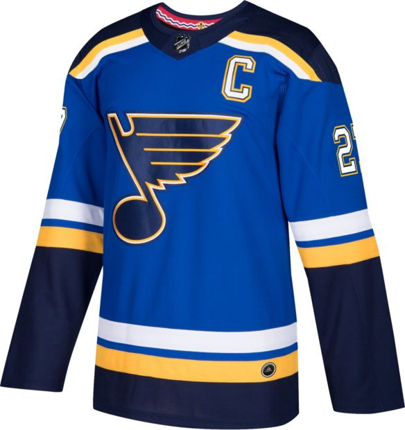 5ba60dde9327 The other thing that immediately sticks out is the colours of the jersey.  The current Blues jerseys use two ...
