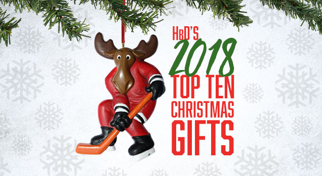 Top 10 Christmas Gifts for Hockey Fans (2018) | Hockey By Design