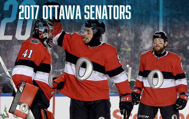 41dcf622 These Senators jerseys from the NHL100 Classic in Ottawa are fine jerseys,  for sure, and probably among the best that the Senators have ever worn  (although…